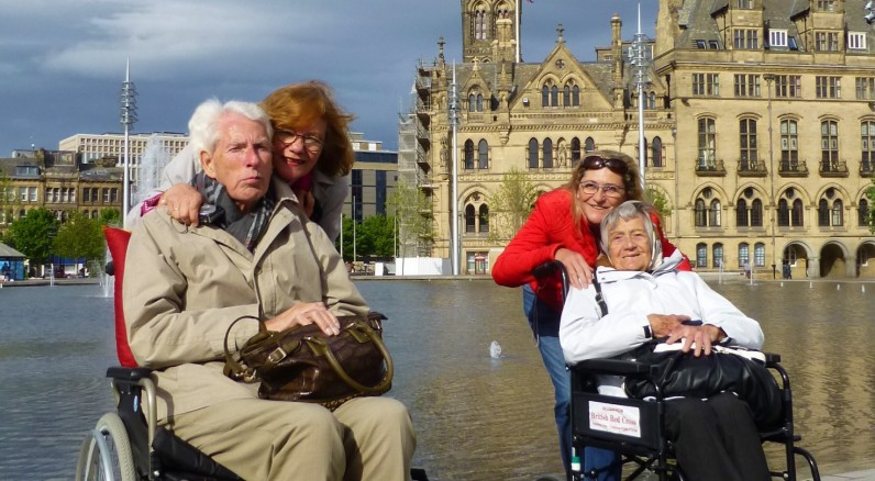 How can we make our cities dementia friendly?