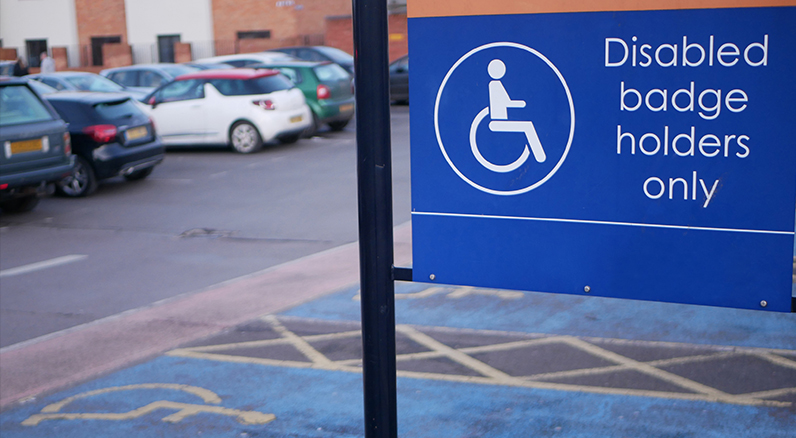 How can we really make the Blue Badge work for people with dementia?